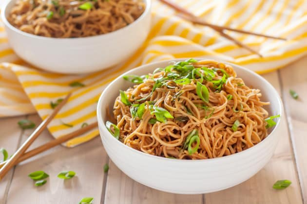 Garlic Noodles Recipe
