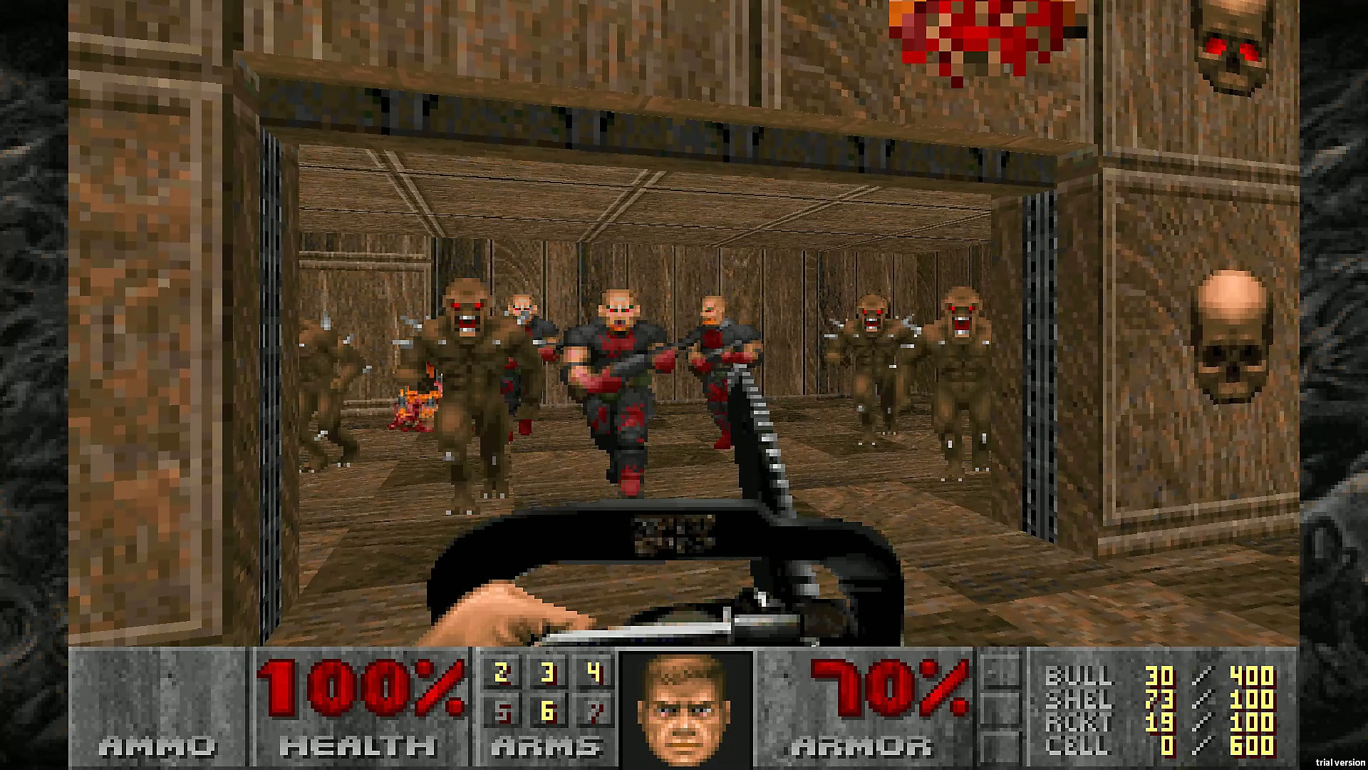 Doom And Doom 2 Ports To Receive Dlc For 26th Anniversary