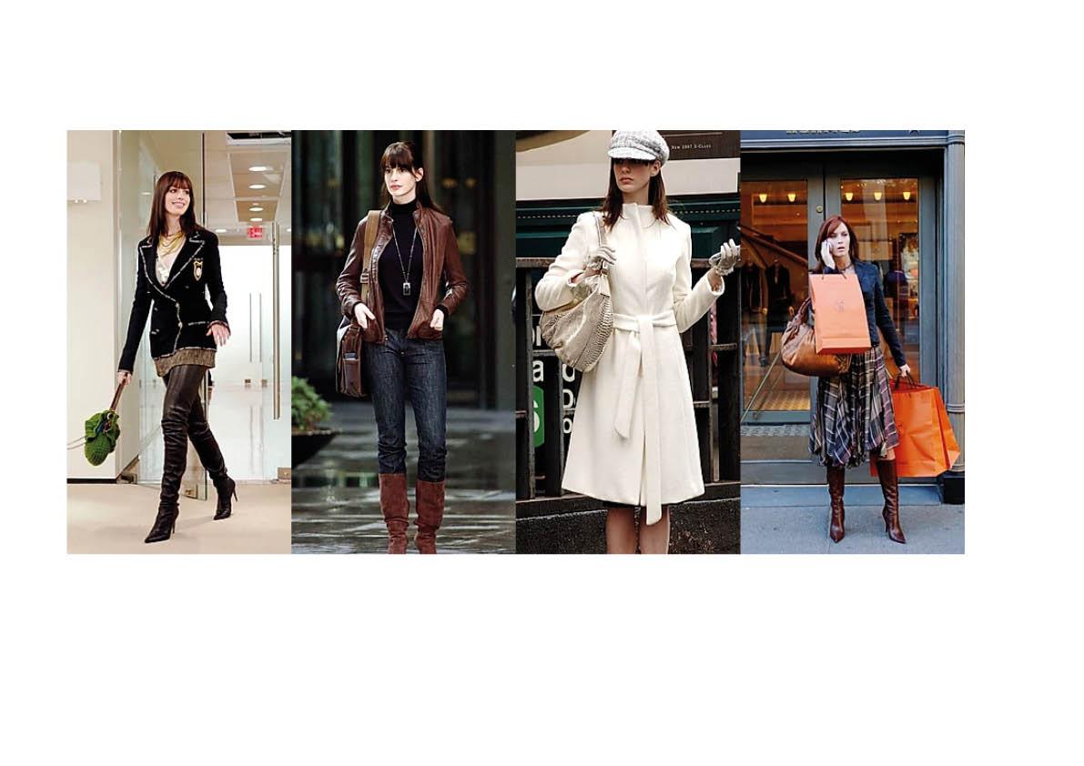 Does The Fashion Still Work Devil Wears Prada