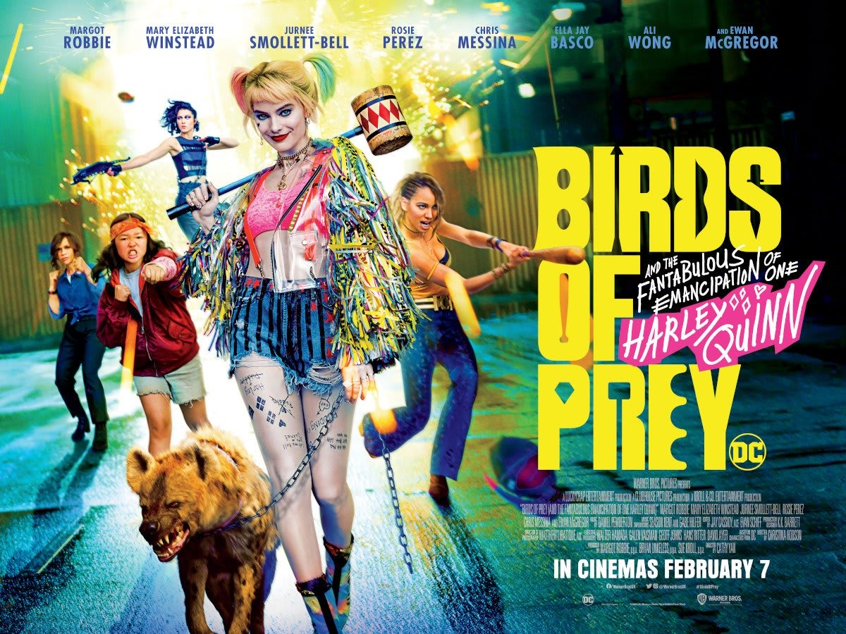 Birds Of Prey And The Fantabulous Emancipation Of One Harley Quinn Review