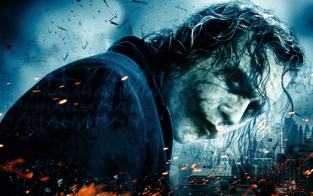Top 5 Joker Moments In The Dark Knight 2008