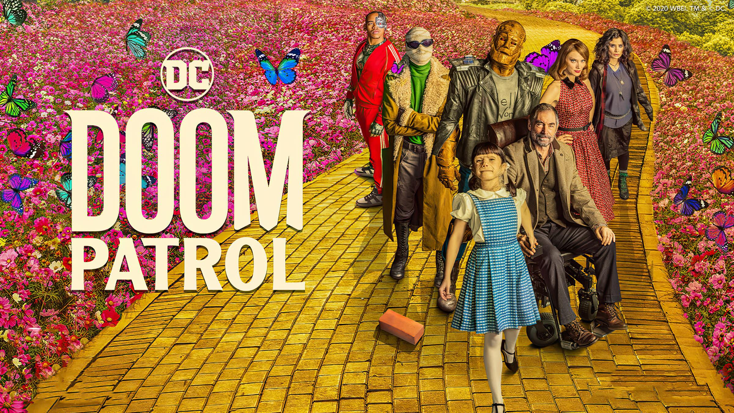 Doom Patrol Season 2 Maintains Weirdness Touches Upon Trauma