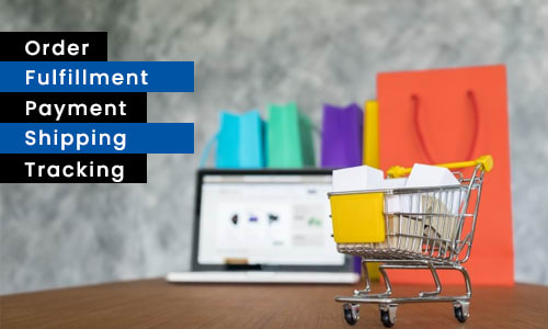 Services Offered by E-commerce Development Company India