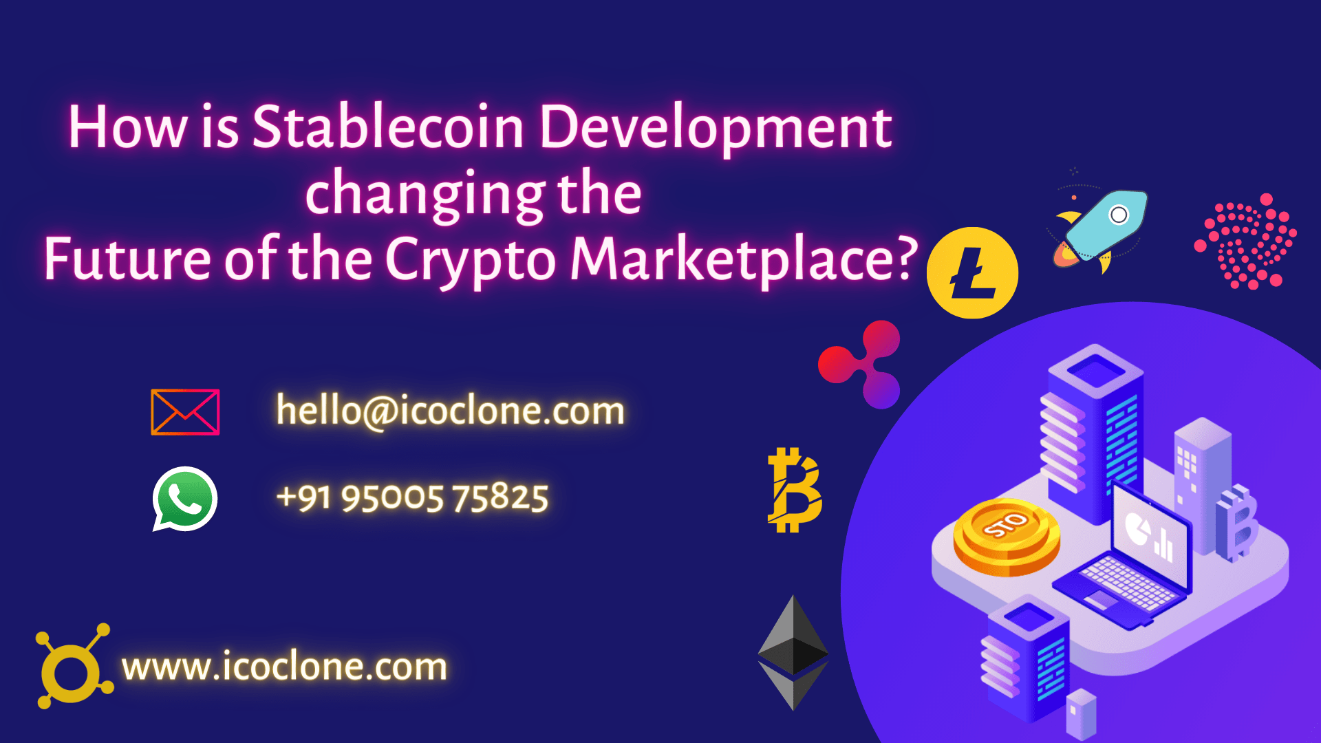 How is Stablecoin Development changing the Future of the Crypto Marketplace?