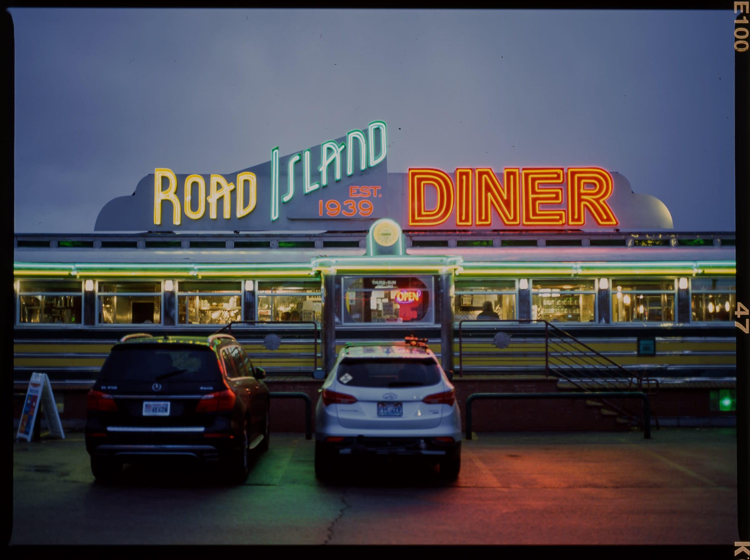 Photo Walks: Utah's Road Island Diner