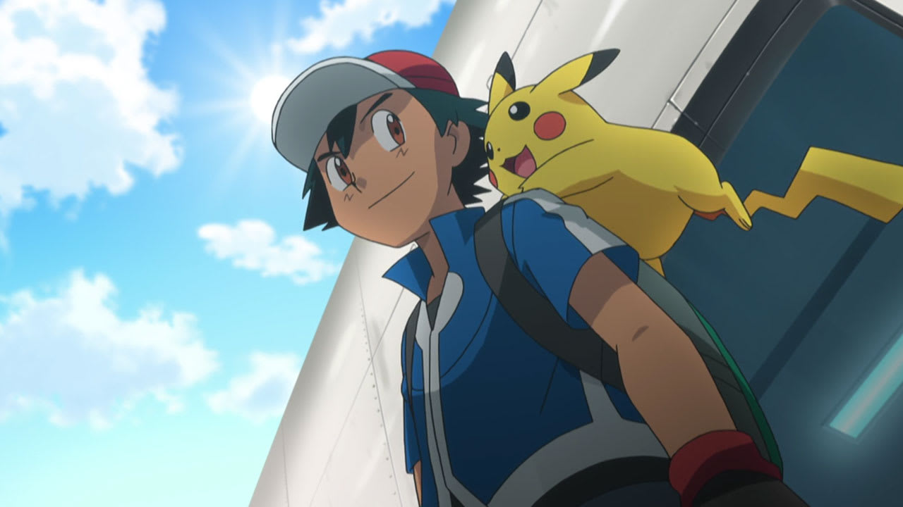Who Is The Father Of Ash Ketchum