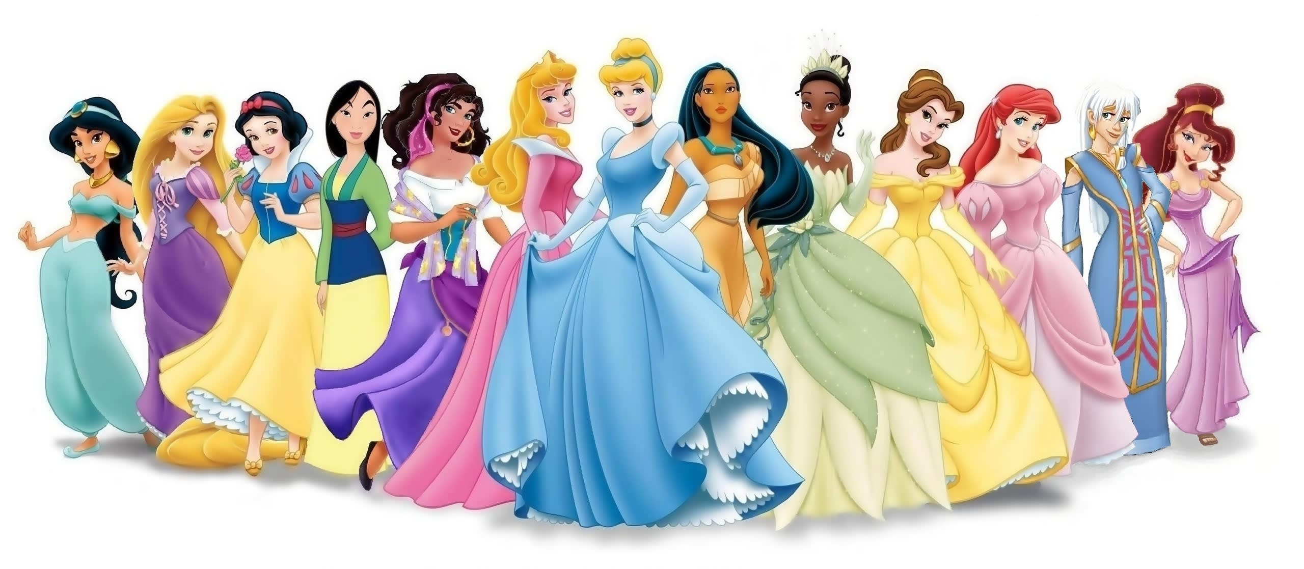 15 Characters Who Aren T On The Official Disney Princess List But Should Be