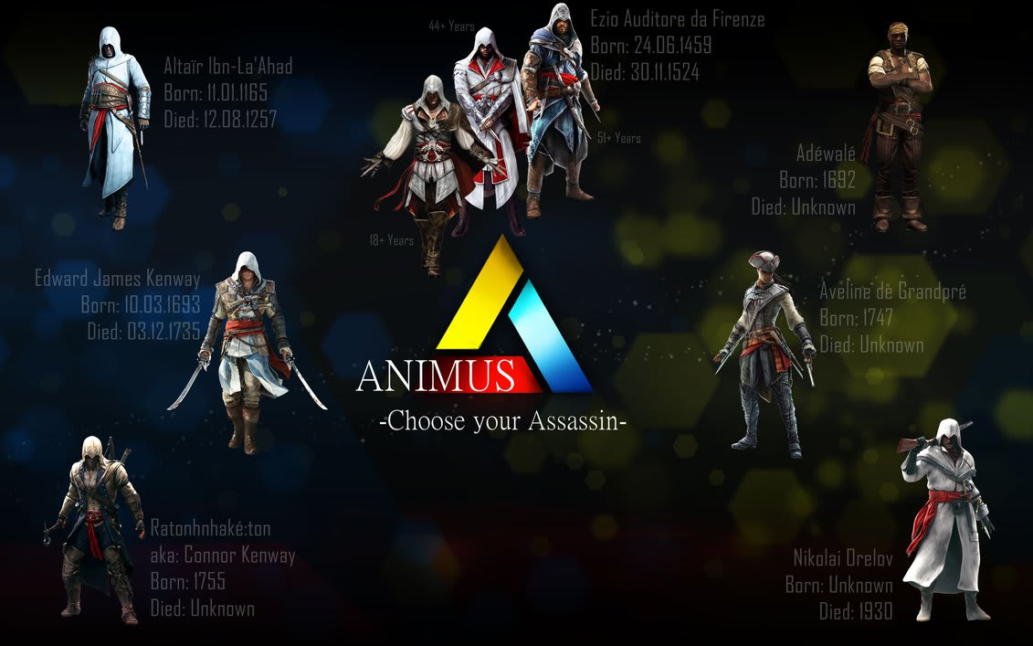 A Lineage Of Assassins A Quick History Of Assassin S Creed