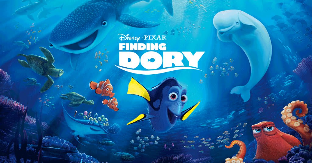Film Review Finding Dory 2016