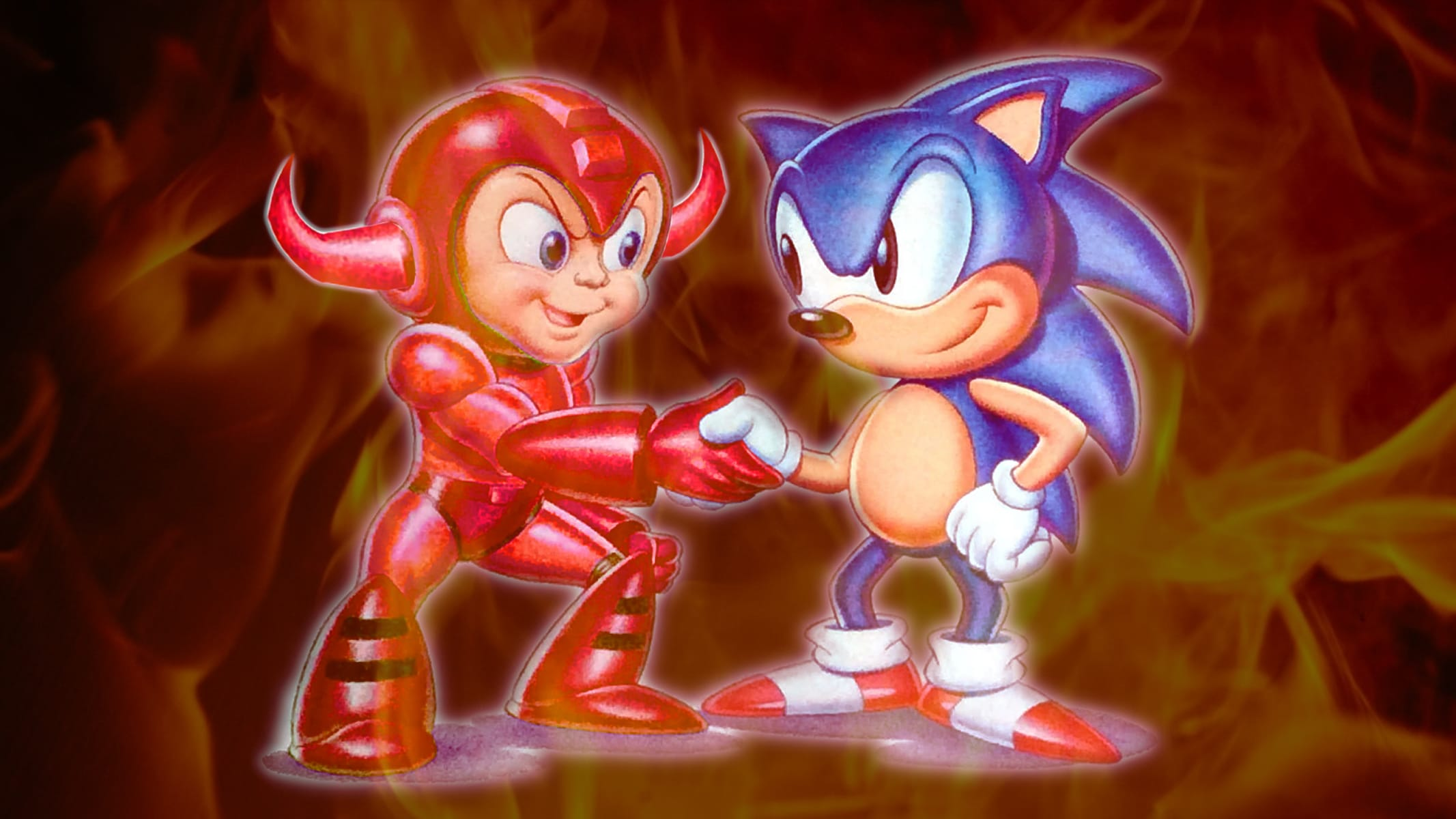 Sonic The Hedgehog Has A Deal With The Devil
