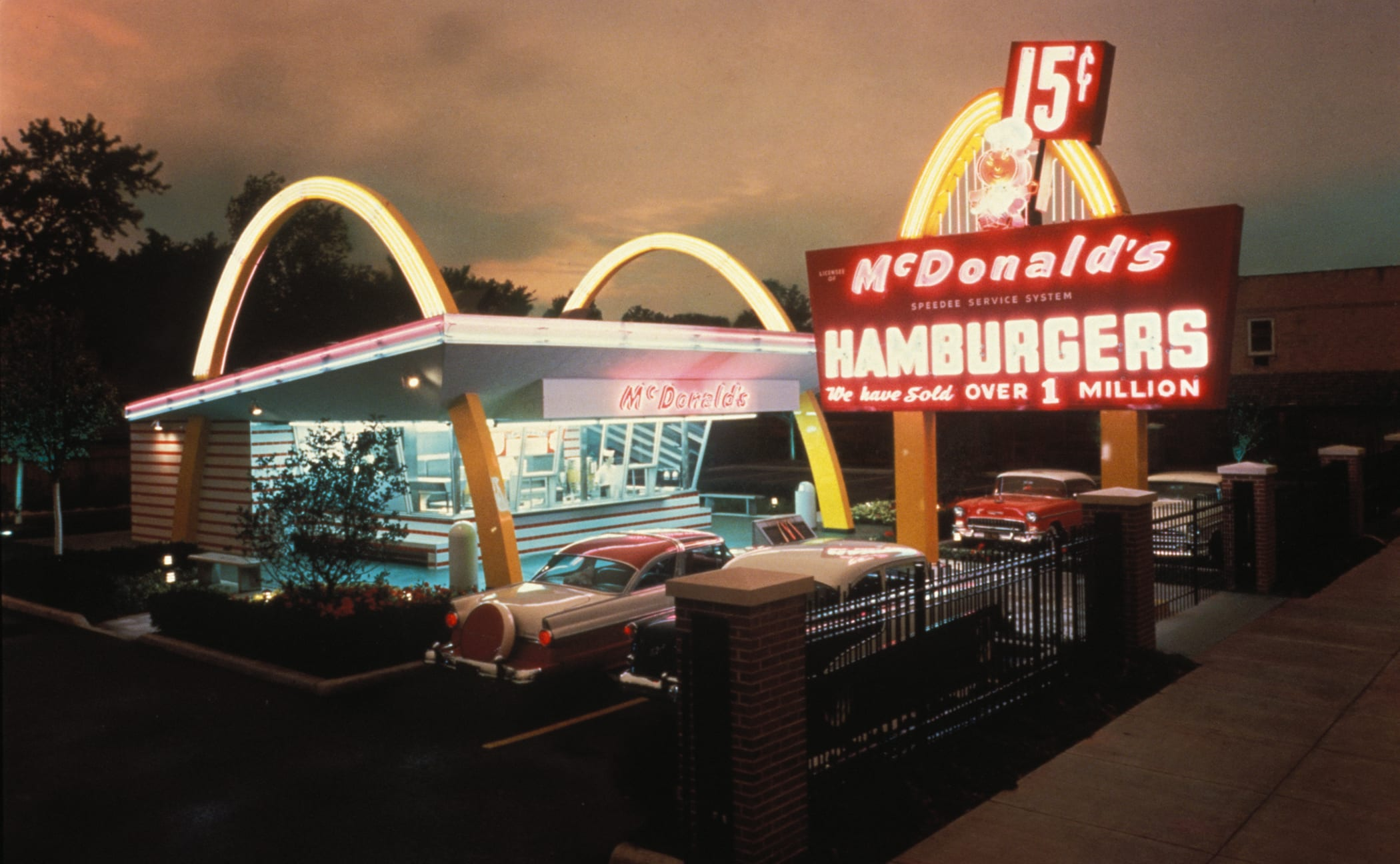 Vintage Fast Food Menus That Look Way Better Than Today S