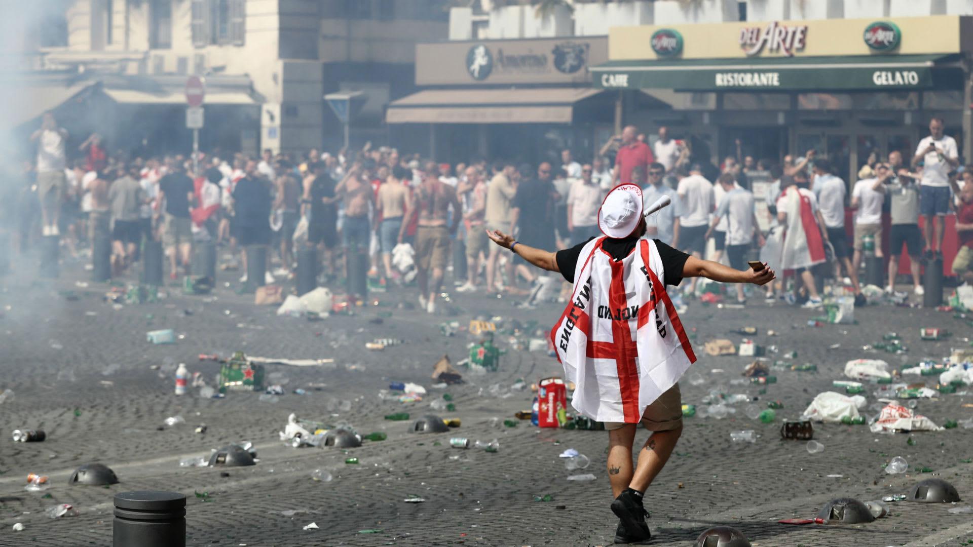 History Of Football Hooliganism In The United Kingdom