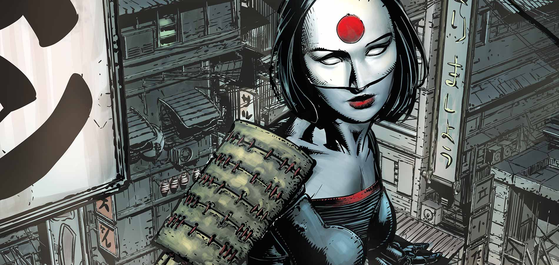 The Comic Book History Of Katana From Suicide Squad