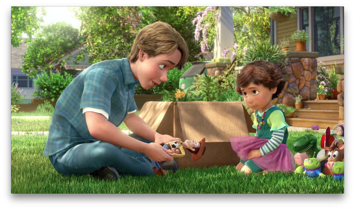 Does Toy Story 4 Line Up With The End Of Toy Story 3