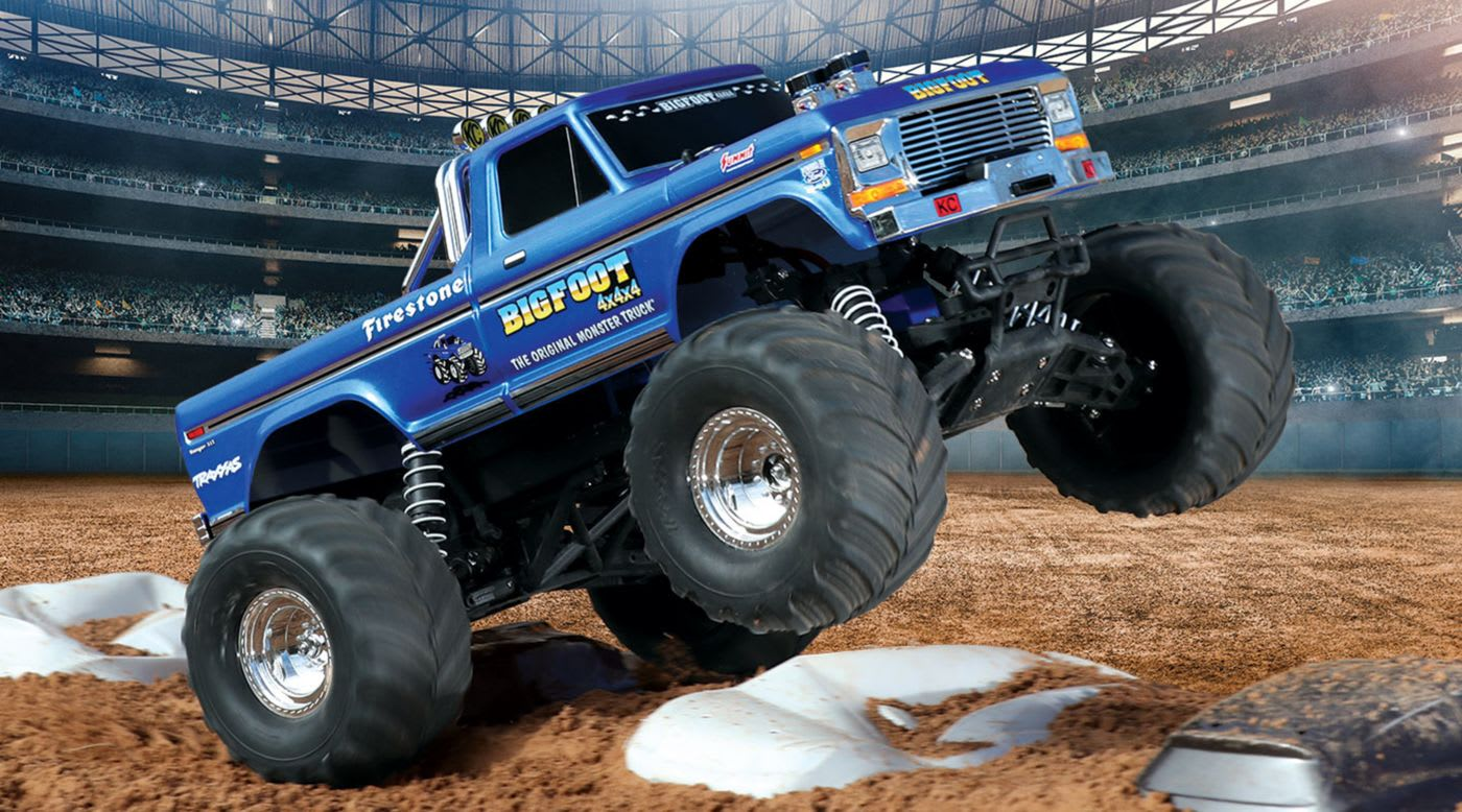 Most Popular Monster Trucks Of All Time