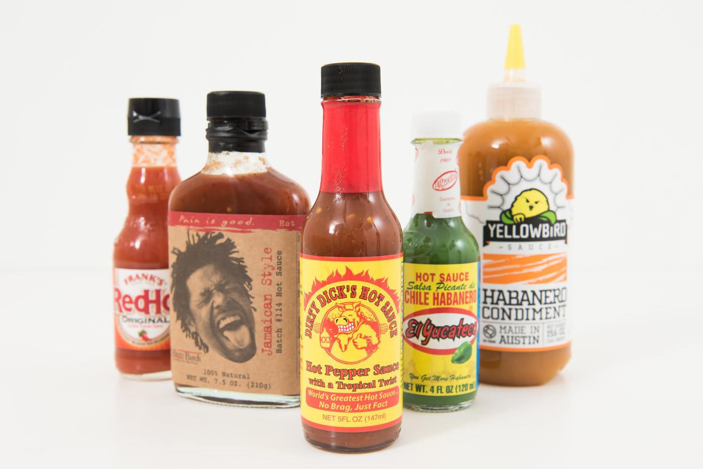 Best Hot Sauces