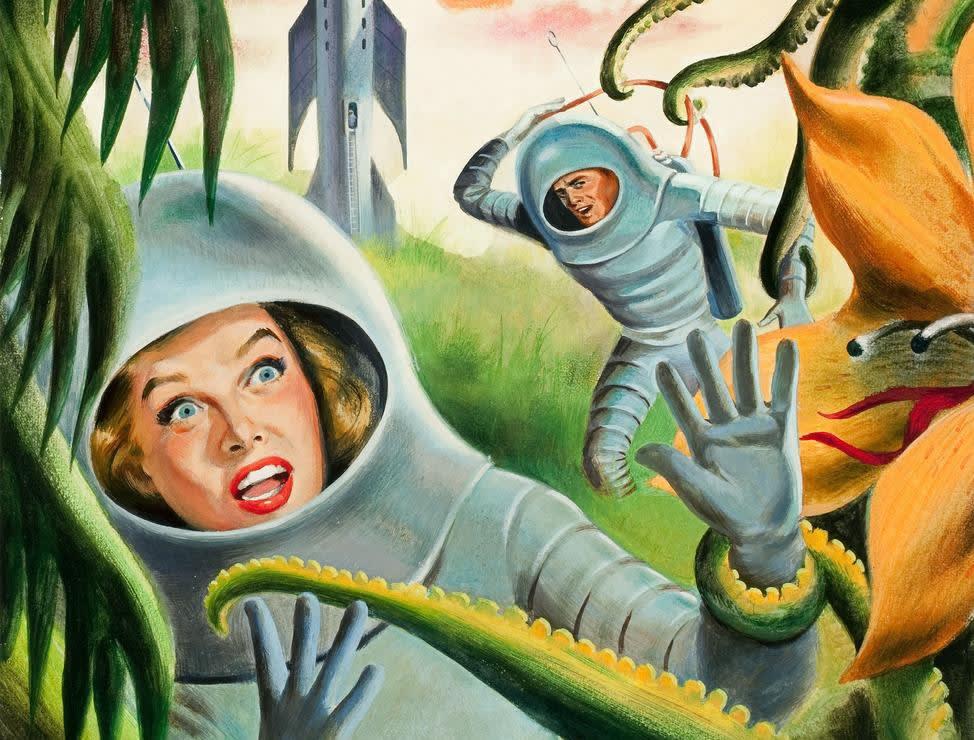 Science Fiction Filme 50er