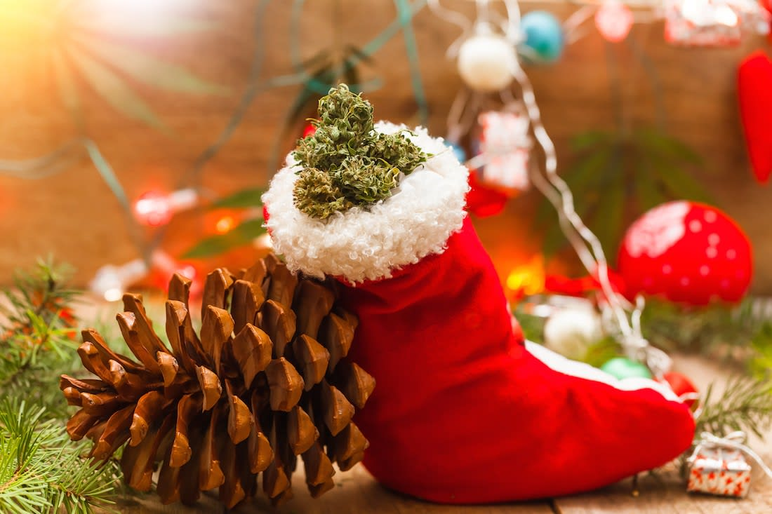 Christmas Gifts for Your Favorite Stoner