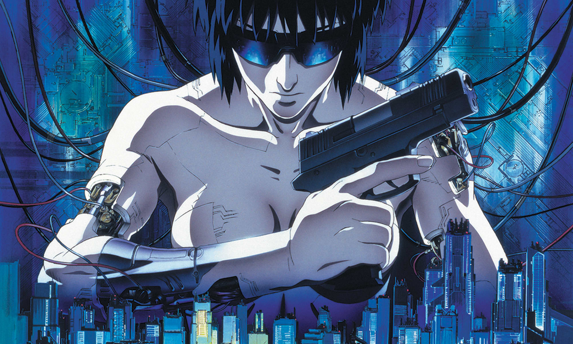 6 Must See Anime If You Re A Ghost In The Shell Fan
