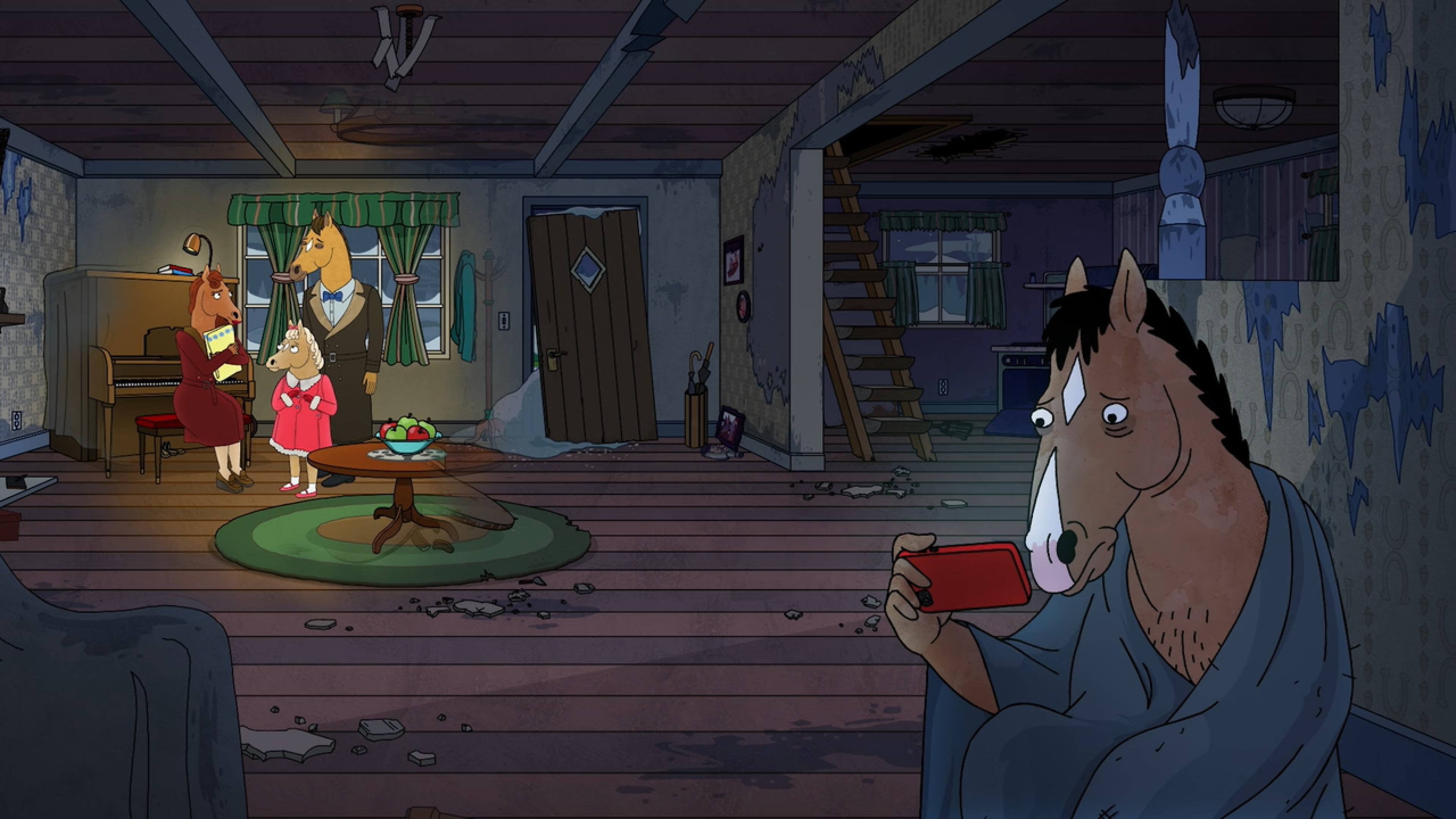 Episode Highlights: Bojack Horseman Season 4, Episode 2 - The Old Sugarman Place