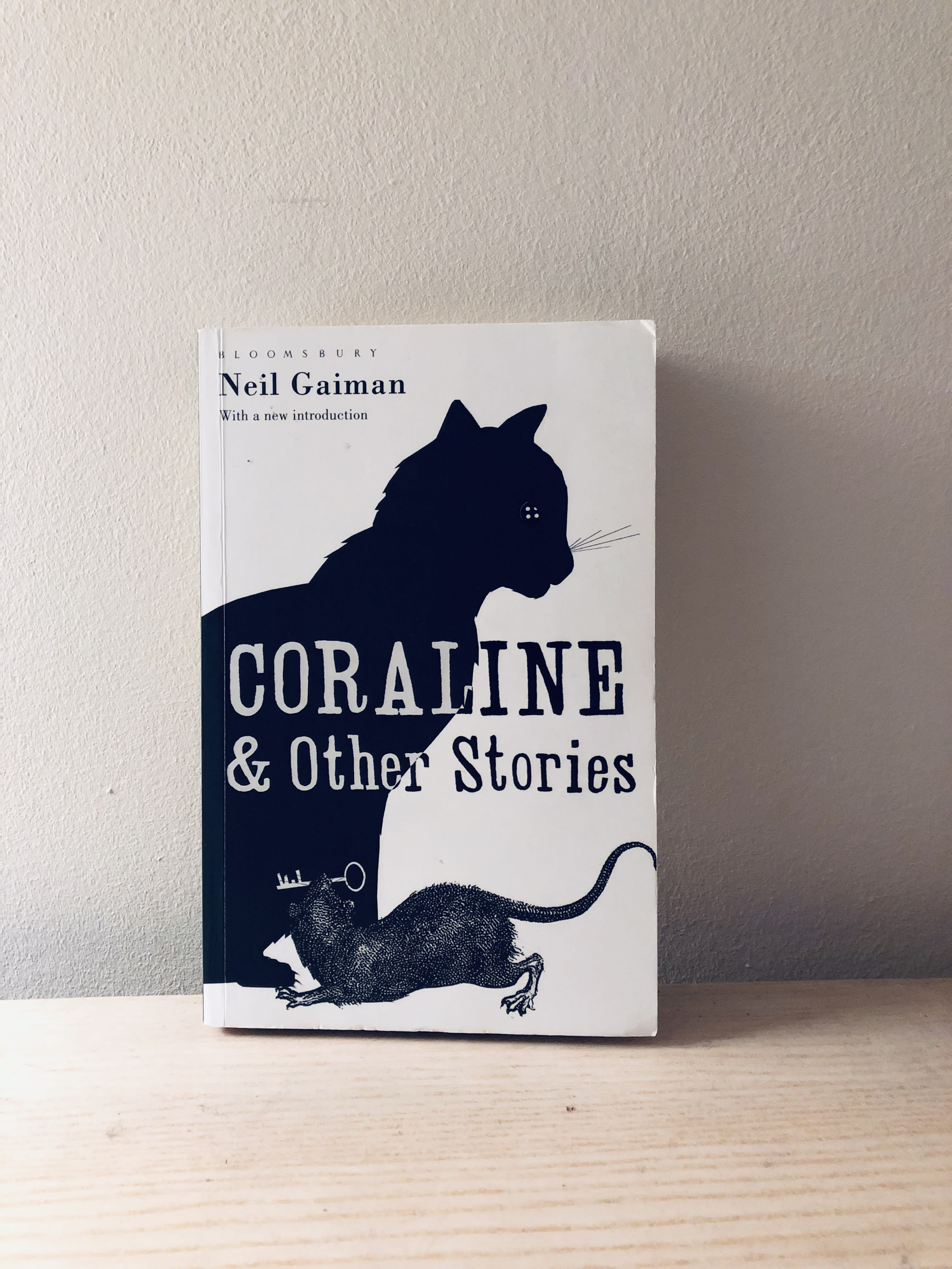 Coraline Other Stories By Neil Gaiman Book Review