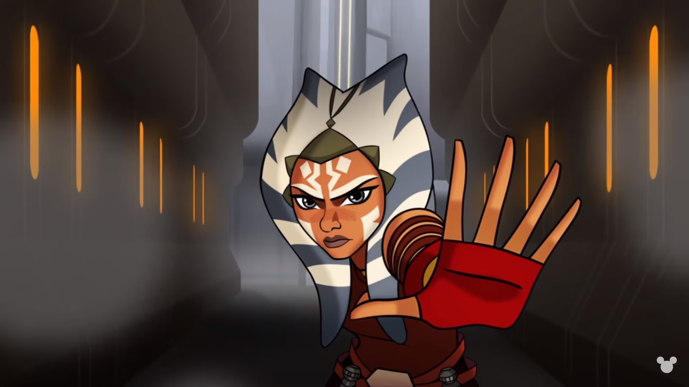 Star Wars Forces Of Destiny Is Here Watch The Disney Animated Shorts Featuring The Galaxy S Female Heroes