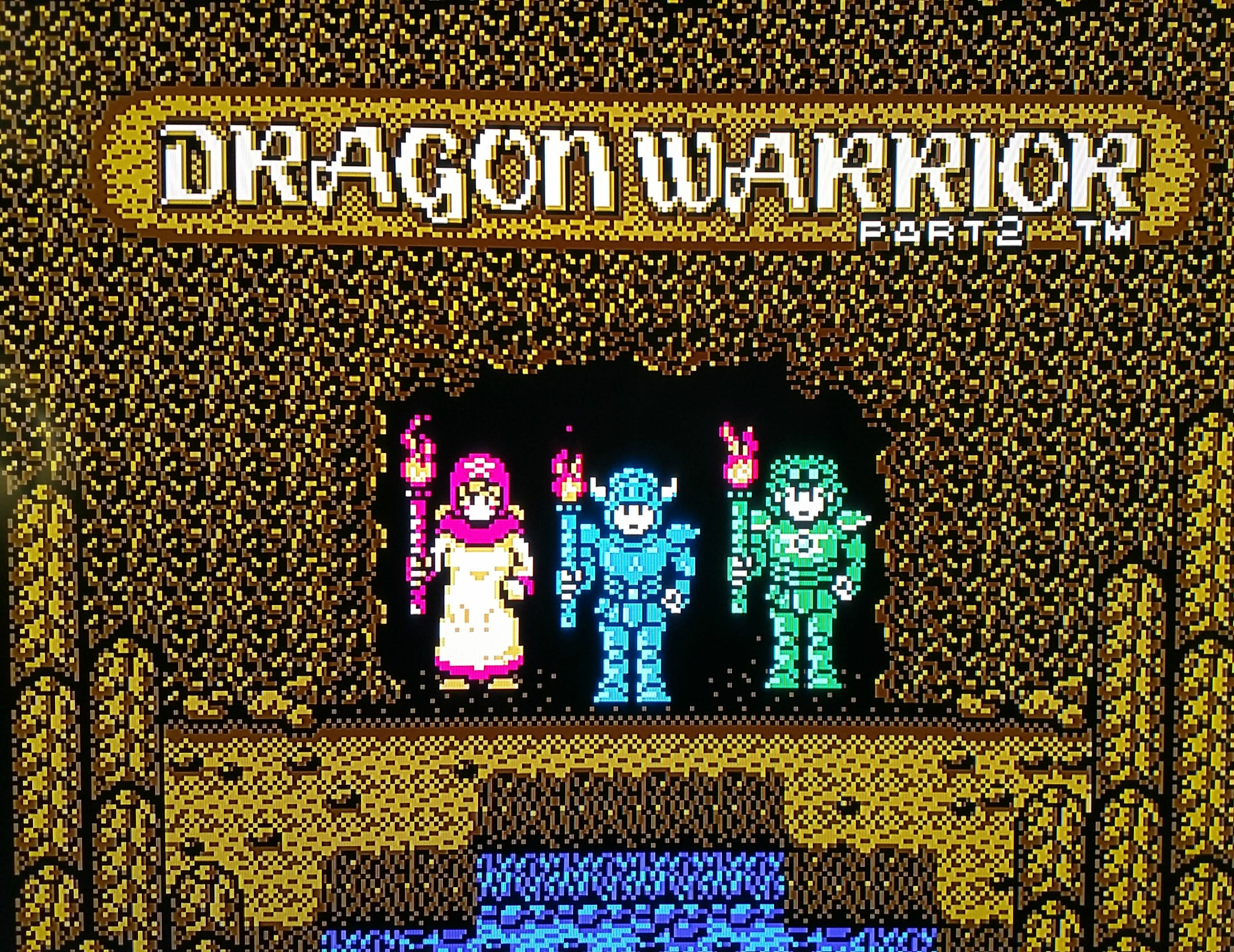 Review Of Dragon Warrior 2 For Nes