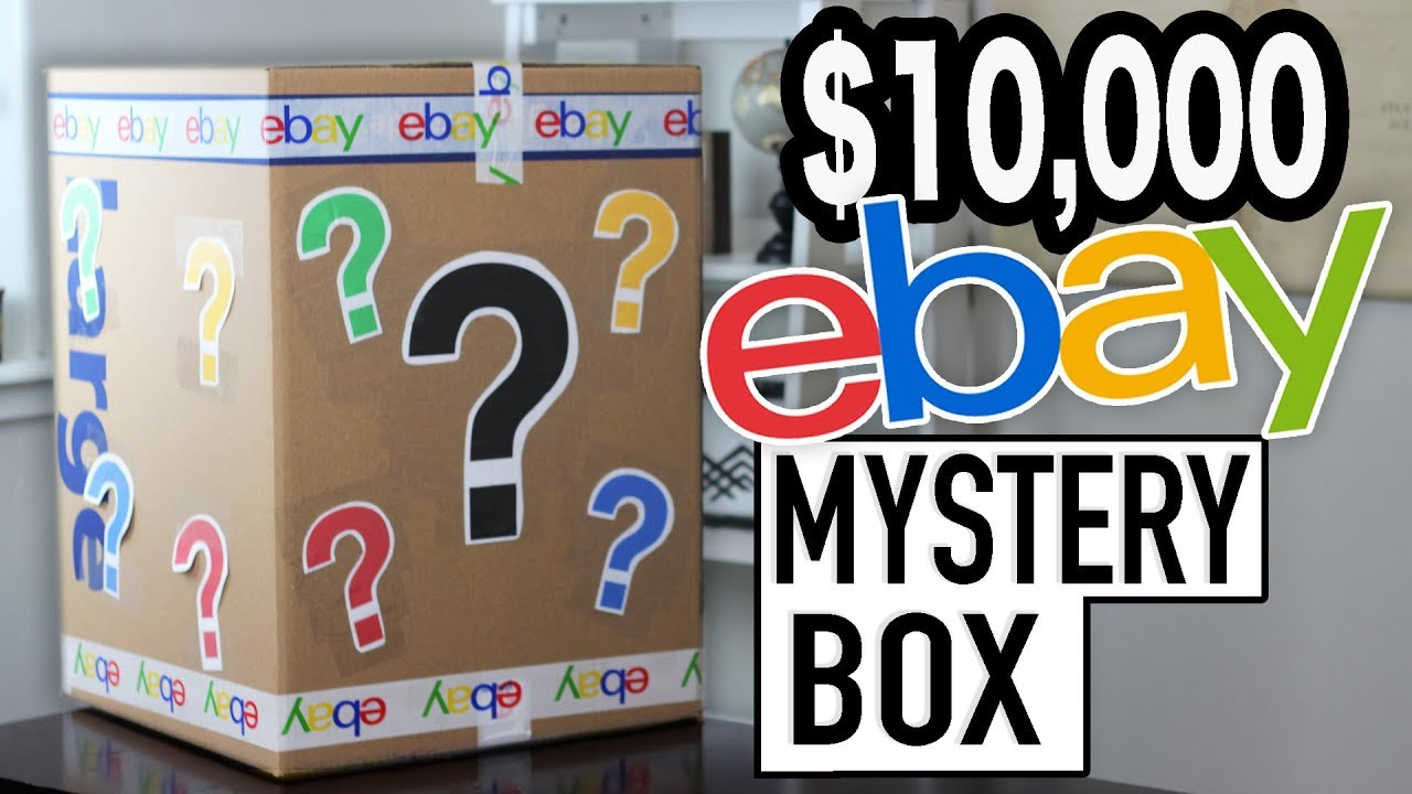 Why The Ebay Mystery Box Fad Needs To Die Asap