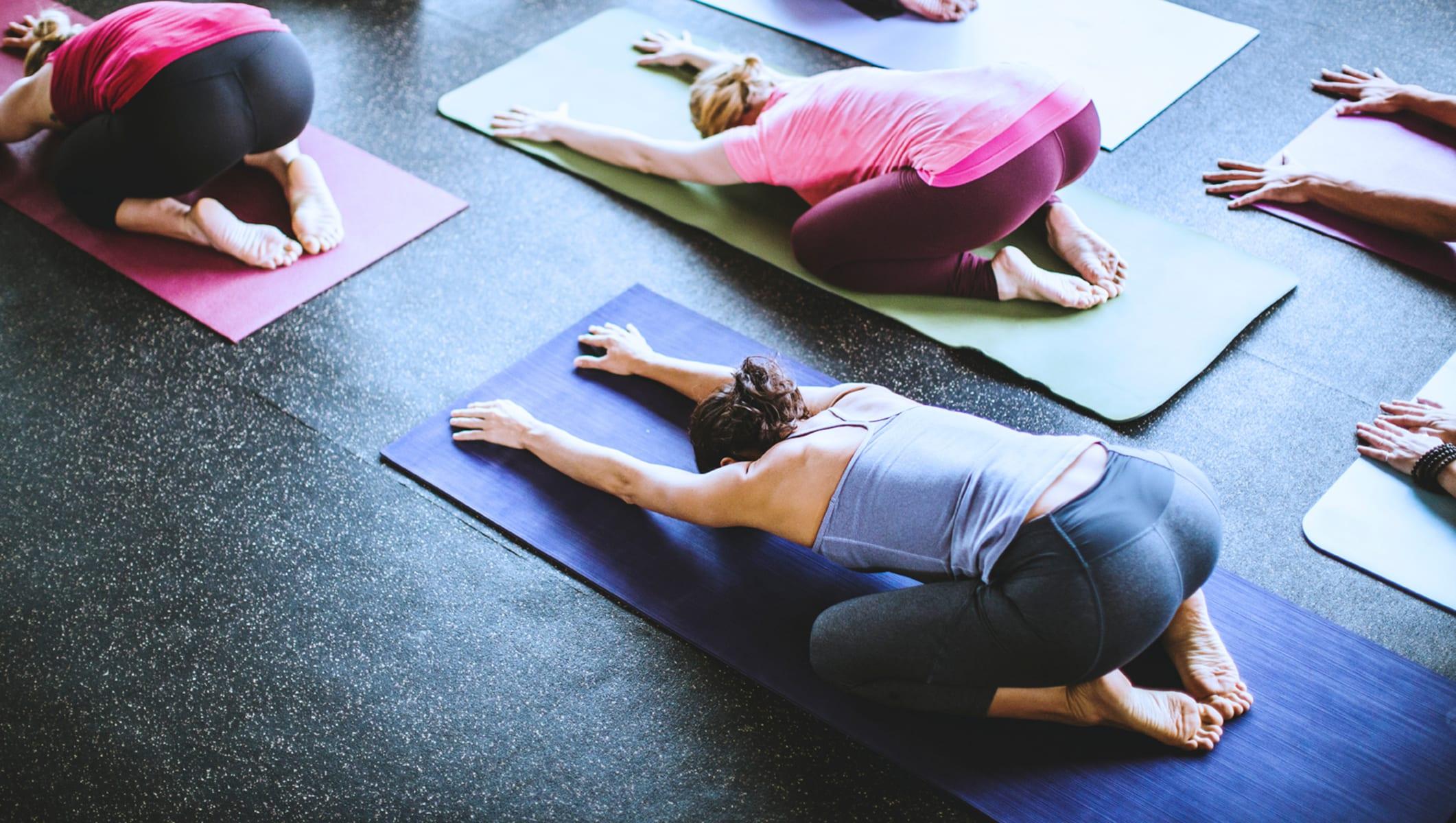 Yoga Poses To Manage Migraines