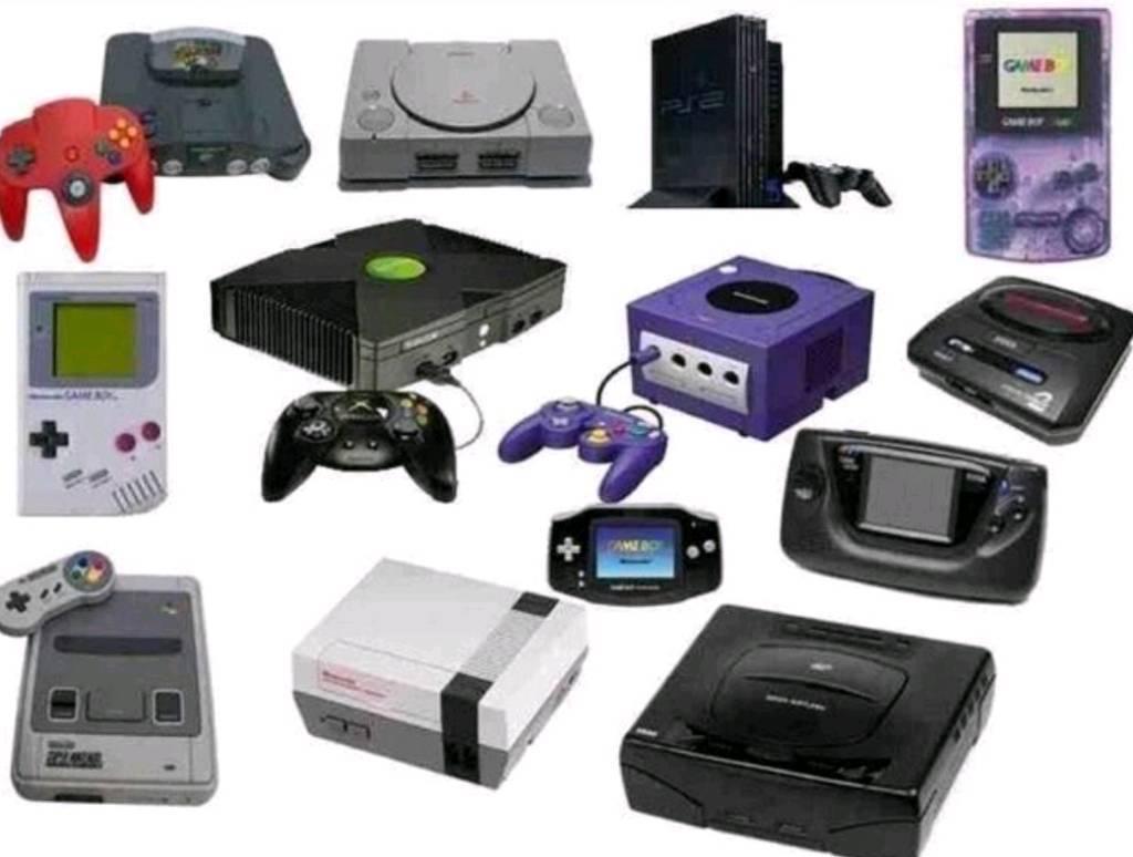 10 Classic Retro Gaming Consoles