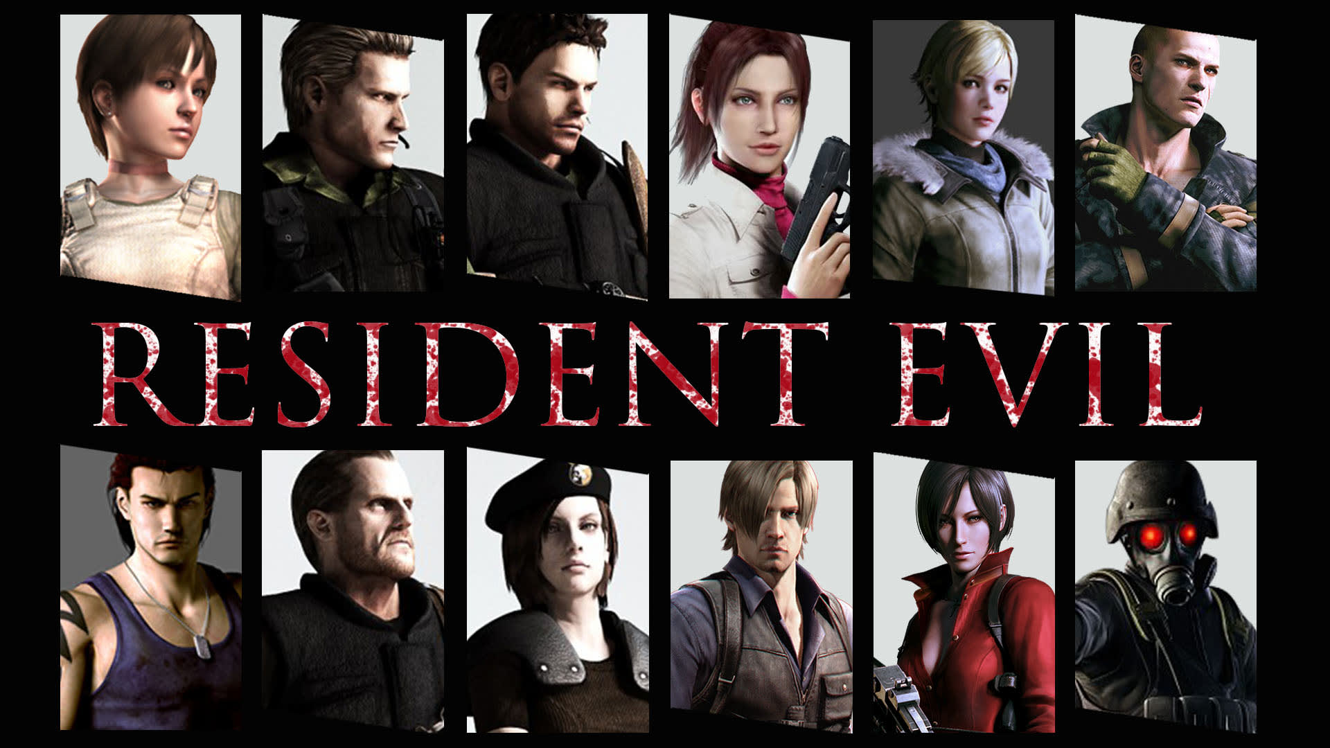 Resident Evil Wtf Moments