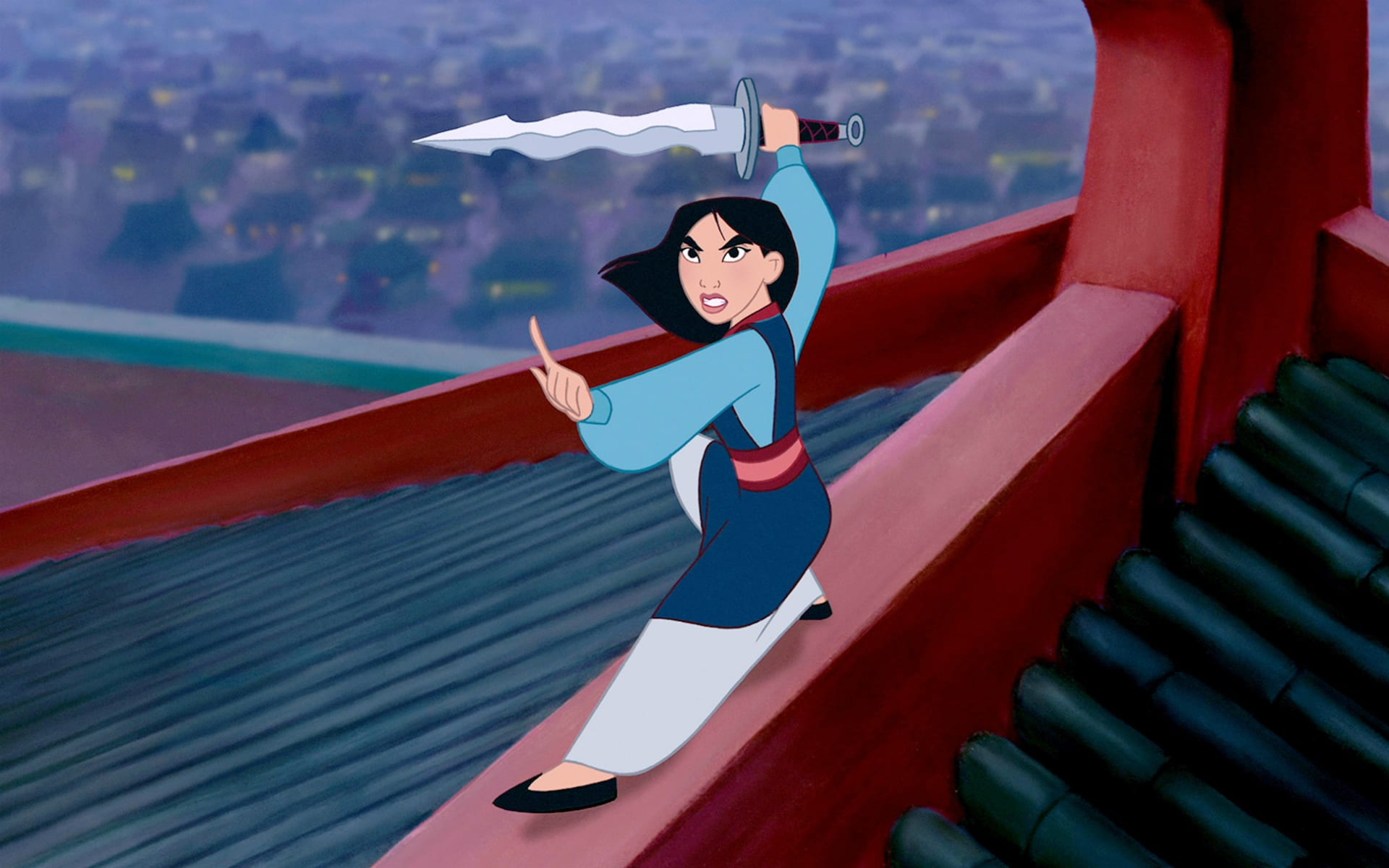Disney S Live Action Mulan 6 Big Changes From The 1998 Animated Hit