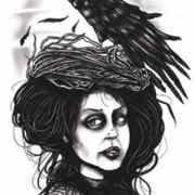 Cranky Raven