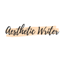 Aesthetic Writer