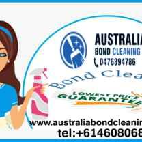 Australia bondcleaning
