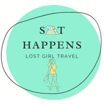 Sh*t Happens - Lost Girl Travel