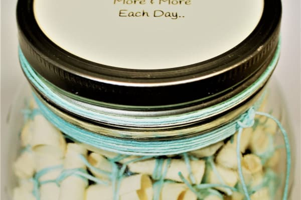 365 Days Of Happiness In A Jar Longevity