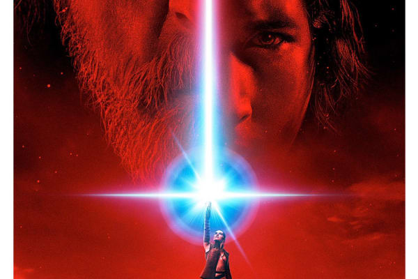 New 'Star Wars' Trailer 'The Last Jedi' Is Released