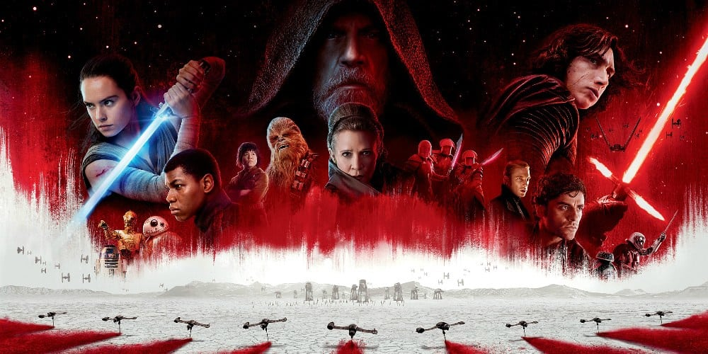 Ten Things Really Wrong With The Last Jedi Futurism