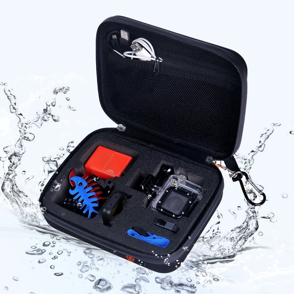 Best Gopro Bags That Are Perfect For Your Travels Photography Hero5 Free Acc Seeker Gopros The When It Comes To Taking Action Videos Many People Get Their Hands On Take Memorable Beach Hiking