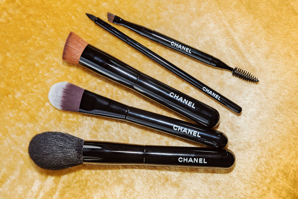 ffc6545232 Are Chanel Makeup Brushes Worth the Price? | Blush