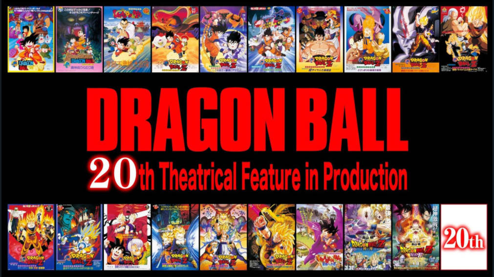 Finally The 20th Installment Of Dragon Ball Movie Next Year Will Be All About Saiyans And How They Came To