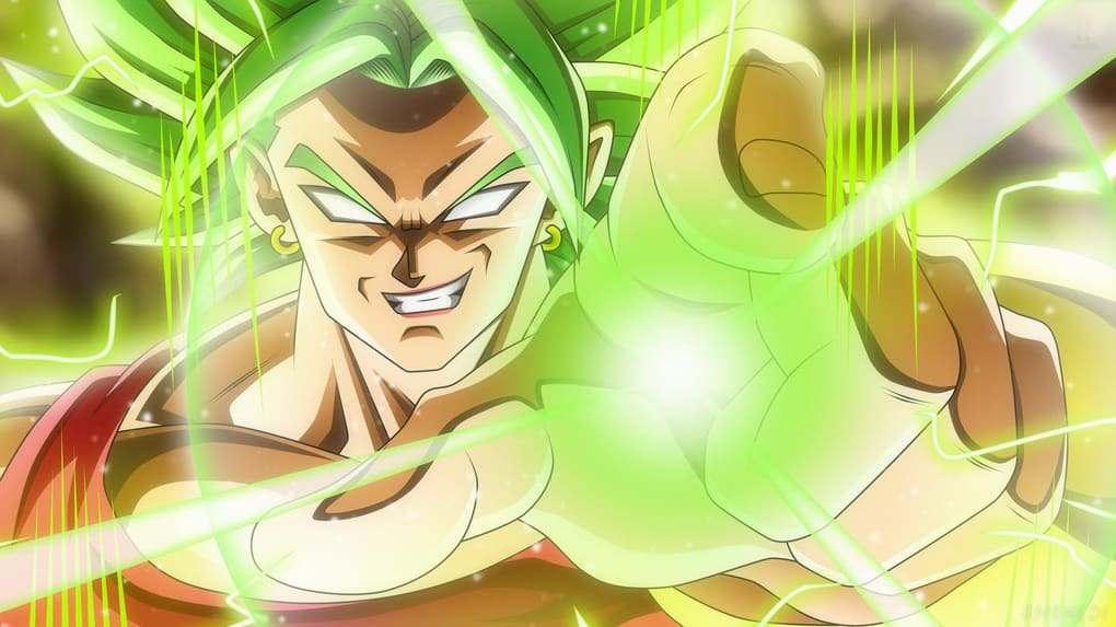 dragon ball super is kale the legendary super saiyan geeks