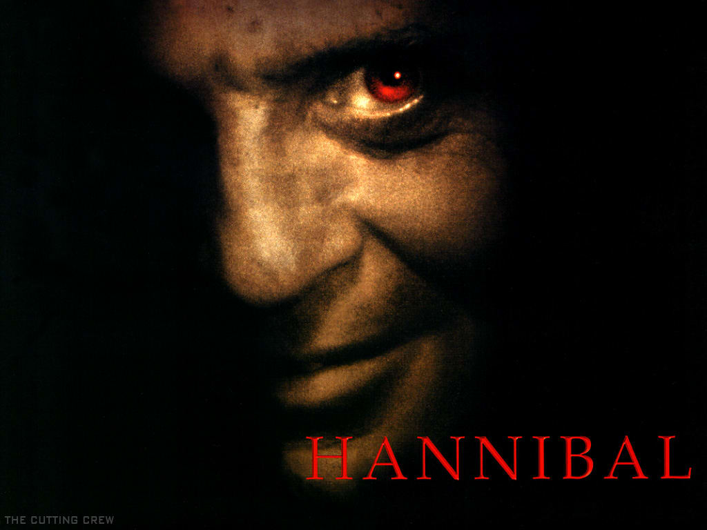 Hannibal (2001) is flawed and here is one particular reason why... a VERY  different ending that is just a little too hard to swallow.