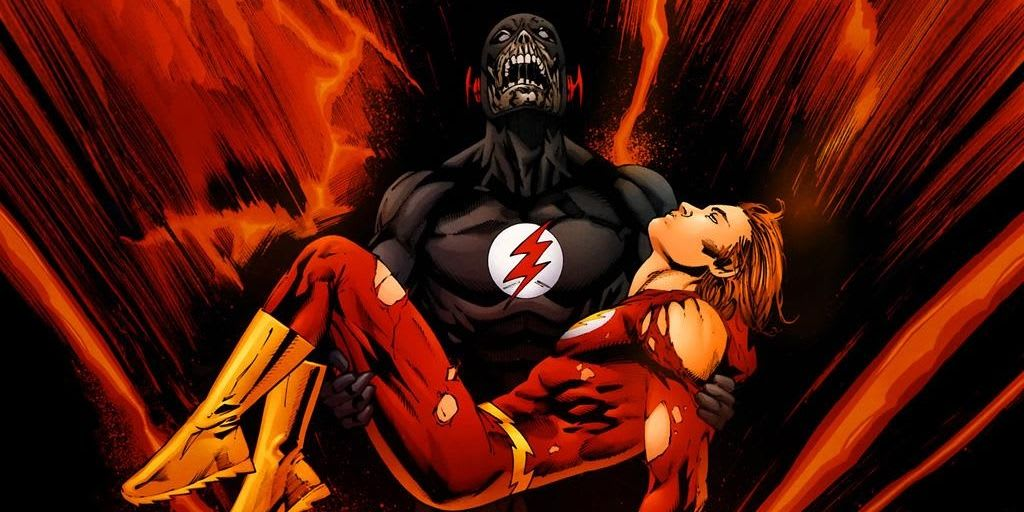 the flash season 2 zoom not revealed 5 possibilities to jay s face