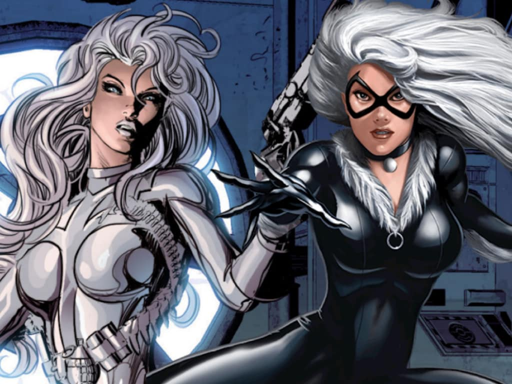 The Comic Book History Of Silver Sable And Black Cat What You Need