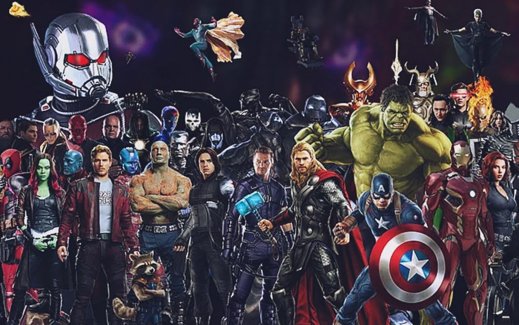 My List of Marvel Cinematic Universe Movies, Worst to Best