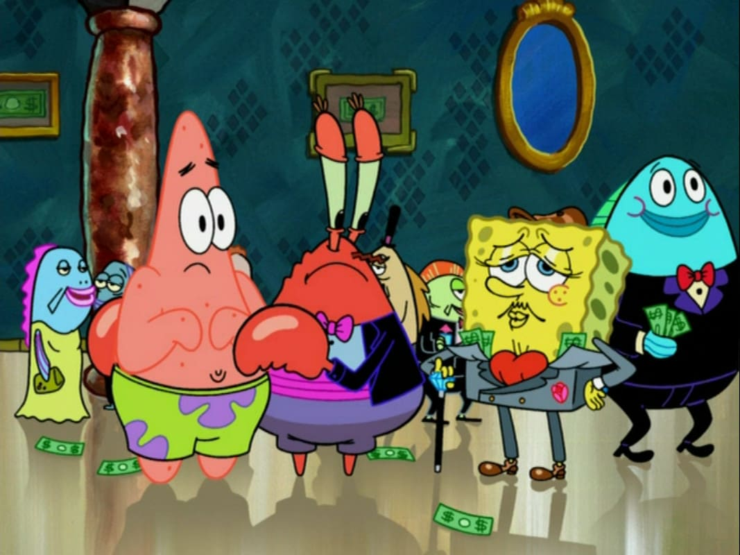 How exactly are the residents of Bikini Bottom able to live such lavish  lifestyles?