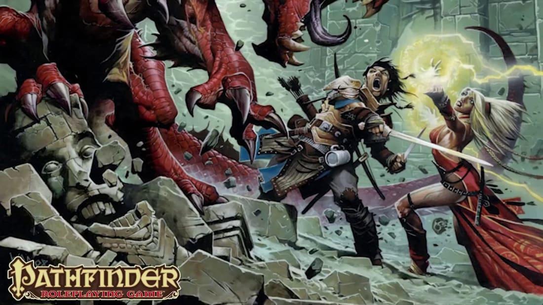Pathfinder RPG: The Basics  Part 1 | Gamers