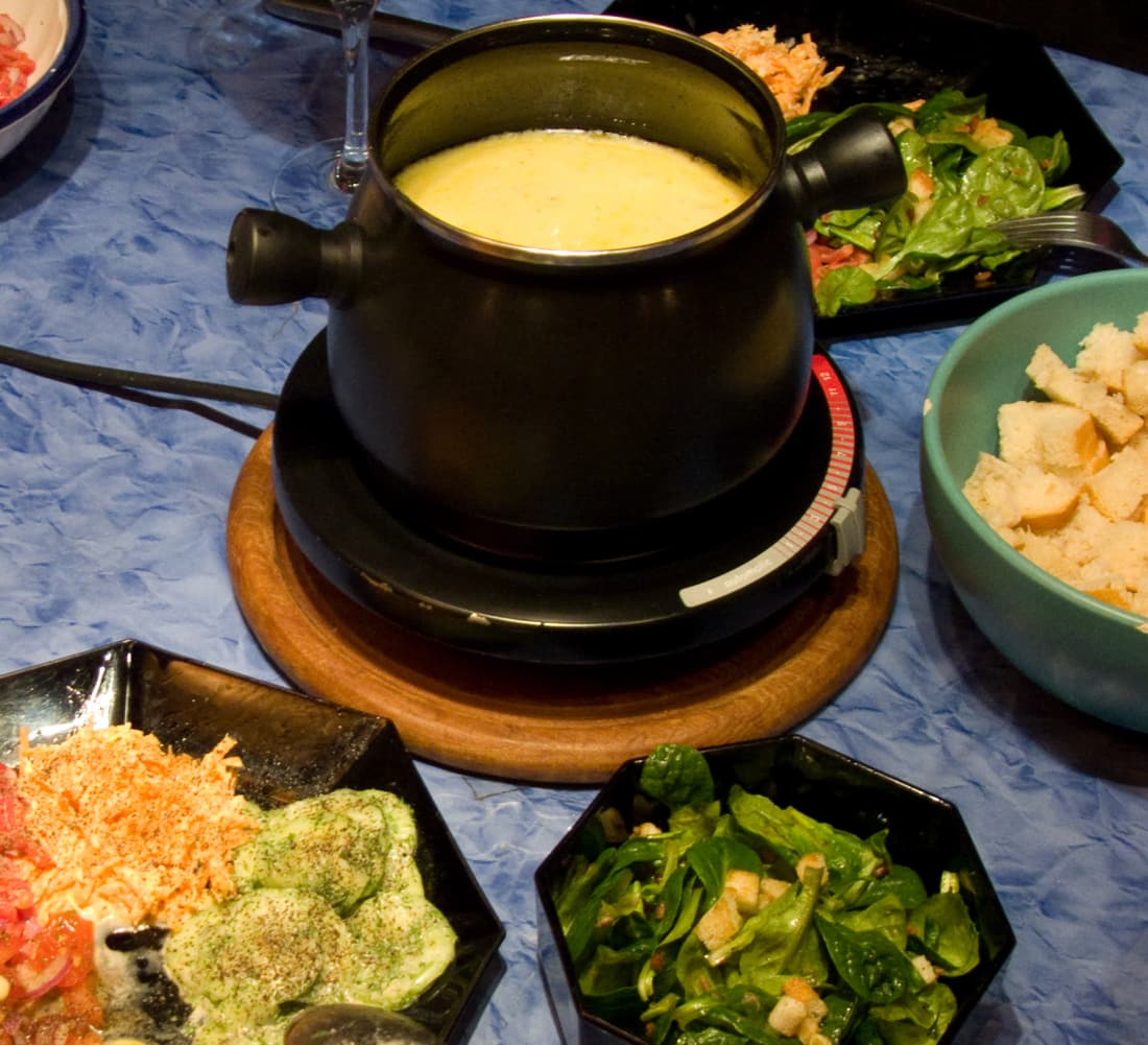 Take Your Game Night to the Next Level with Elevated Fondue